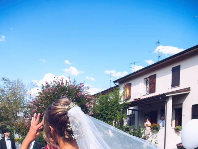 Il matrimonio di Giulia e Andrea a Molinella, Bologna 15