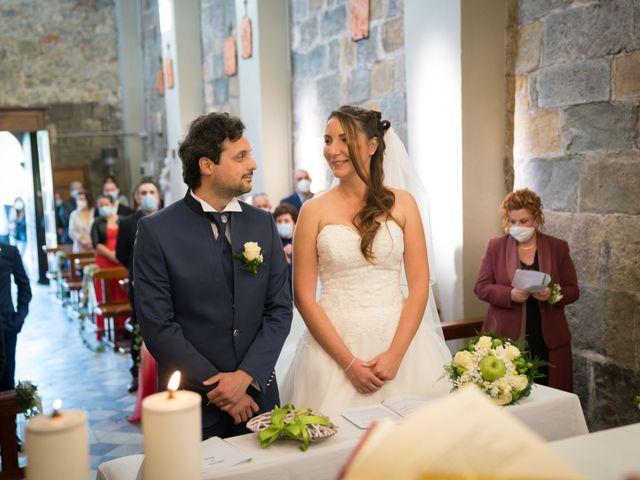 Il matrimonio di Nicola e Elisa a Sarzana, La Spezia 12