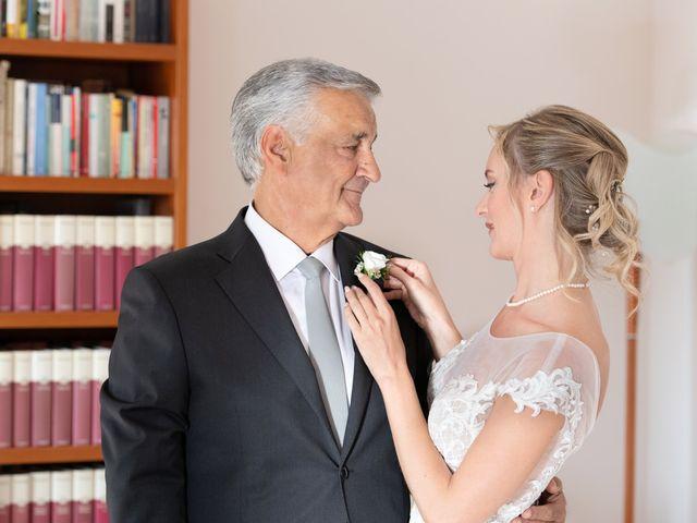 Il matrimonio di Tommaso e Claudia a Bacoli, Napoli 2