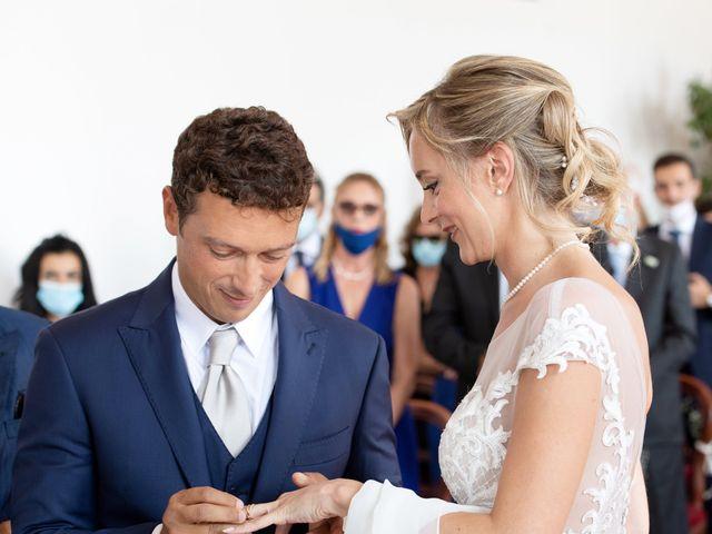 Il matrimonio di Tommaso e Claudia a Bacoli, Napoli 11