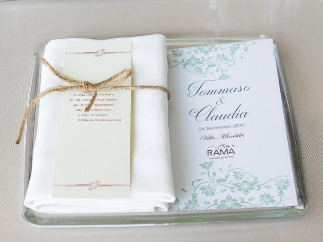 Il matrimonio di Tommaso e Claudia a Bacoli, Napoli 24