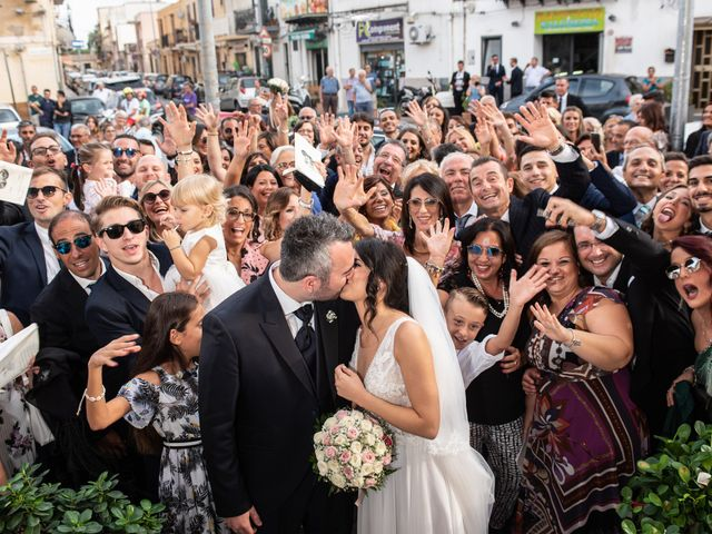 Il matrimonio di Gloria e Angelo a Palermo, Palermo 33