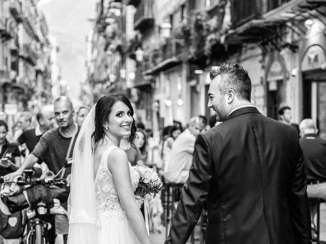 Il matrimonio di Gloria e Angelo a Palermo, Palermo 34