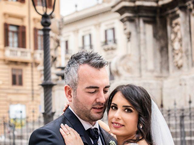 Il matrimonio di Gloria e Angelo a Palermo, Palermo 36