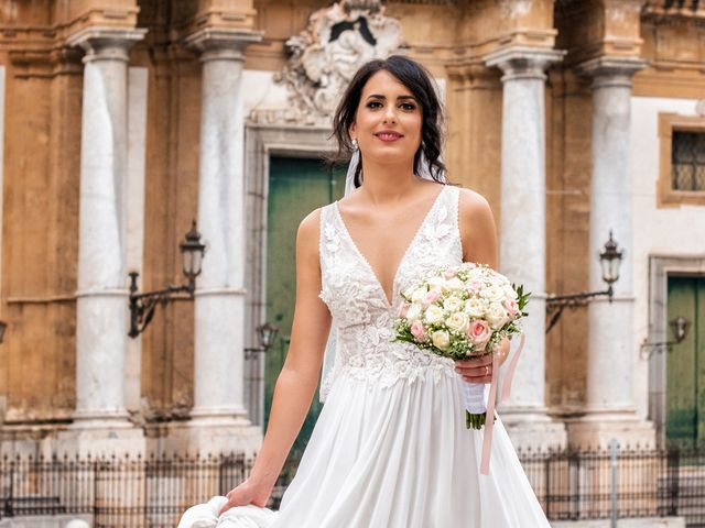 Il matrimonio di Gloria e Angelo a Palermo, Palermo 38