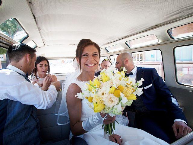 Il matrimonio di Andrea e Anais a Pesaro, Pesaro - Urbino 1