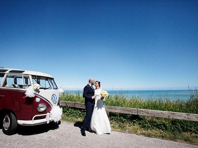 Il matrimonio di Andrea e Anais a Pesaro, Pesaro - Urbino 10