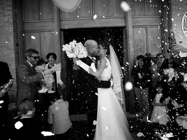 Il matrimonio di Andrea e Anais a Pesaro, Pesaro - Urbino 11