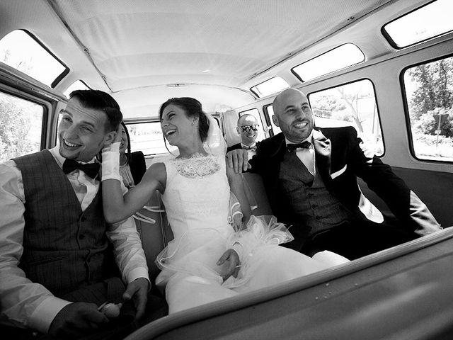 Il matrimonio di Andrea e Anais a Pesaro, Pesaro - Urbino 12