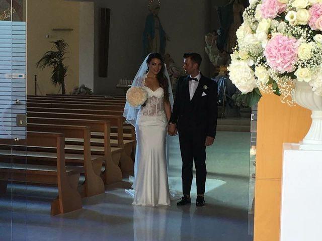 Il matrimonio di Fabio  e Dyane  a Santa Maria Capua Vetere, Caserta 17