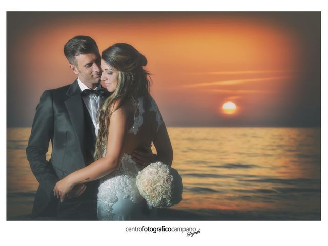 Il matrimonio di Fabio  e Dyane  a Santa Maria Capua Vetere, Caserta 2