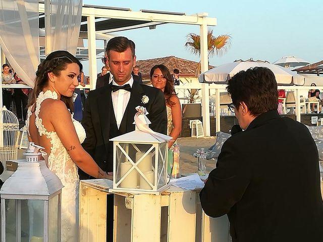 Il matrimonio di Fabio  e Dyane  a Santa Maria Capua Vetere, Caserta 41