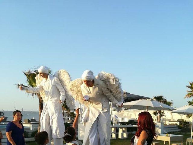 Il matrimonio di Fabio  e Dyane  a Santa Maria Capua Vetere, Caserta 47