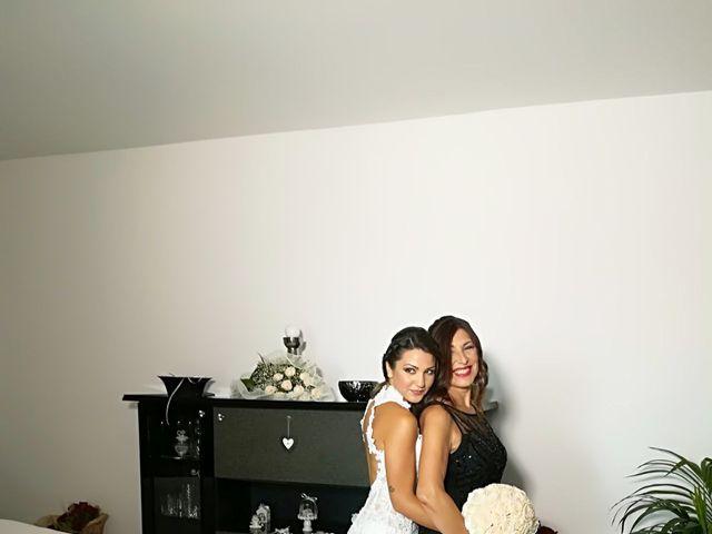 Il matrimonio di Fabio  e Dyane  a Santa Maria Capua Vetere, Caserta 65