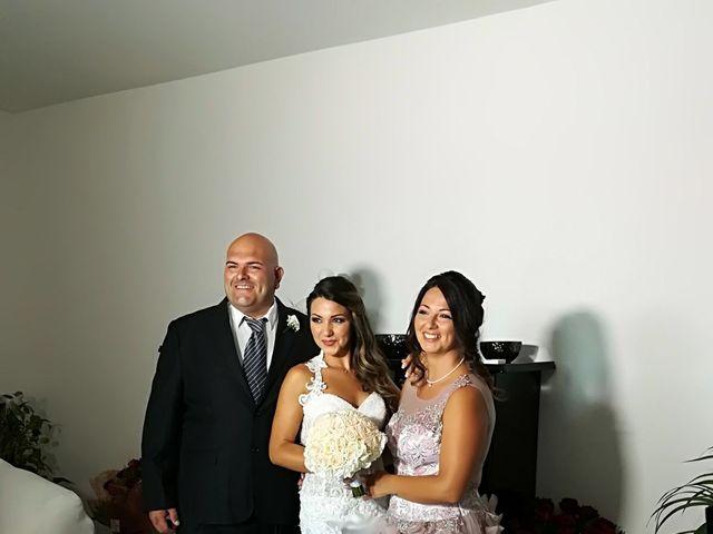 Il matrimonio di Fabio  e Dyane  a Santa Maria Capua Vetere, Caserta 68