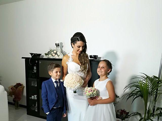 Il matrimonio di Fabio  e Dyane  a Santa Maria Capua Vetere, Caserta 71