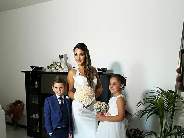 Il matrimonio di Fabio  e Dyane  a Santa Maria Capua Vetere, Caserta 72