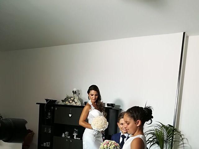 Il matrimonio di Fabio  e Dyane  a Santa Maria Capua Vetere, Caserta 73