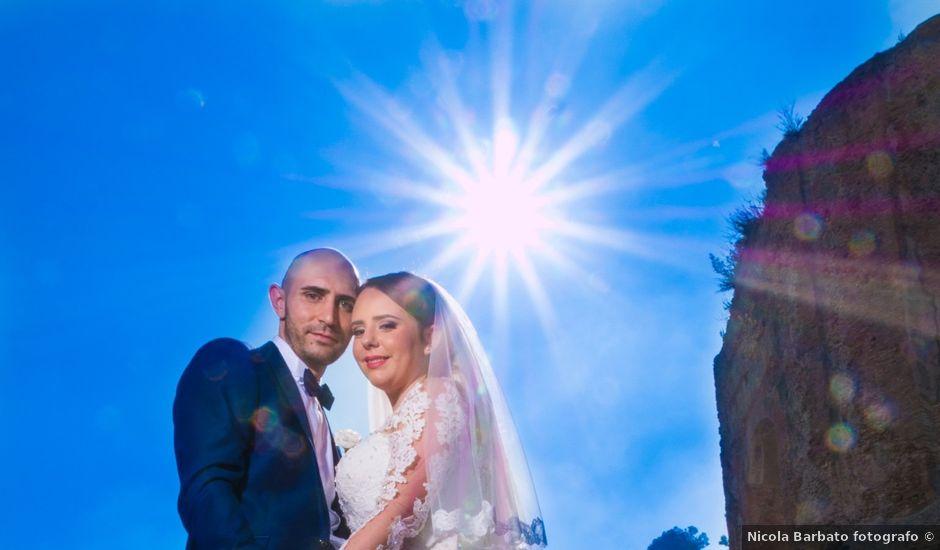 Il matrimonio di Luigi e Marianna a Aversa, Caserta