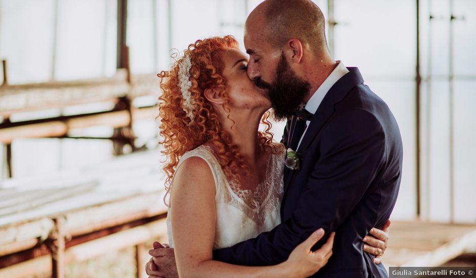 Il matrimonio di Massimiliano e Alessandra a Roma, Roma