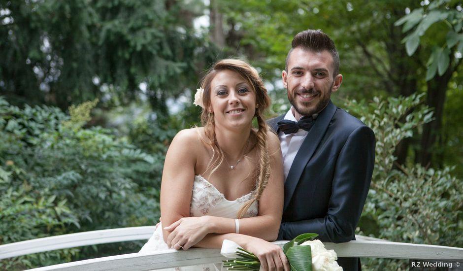 Il matrimonio di Stefano e Lucia a Lumezzane, Brescia