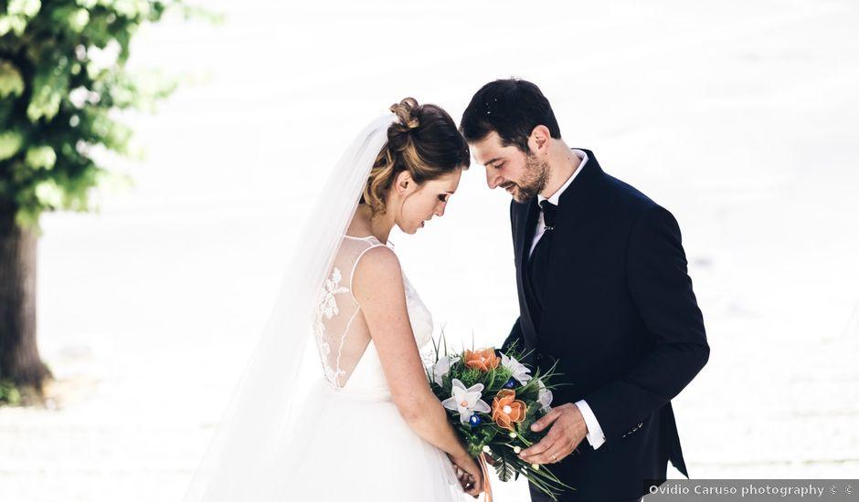 Il matrimonio di Gianluca e Antonella a Sulmona, L'Aquila