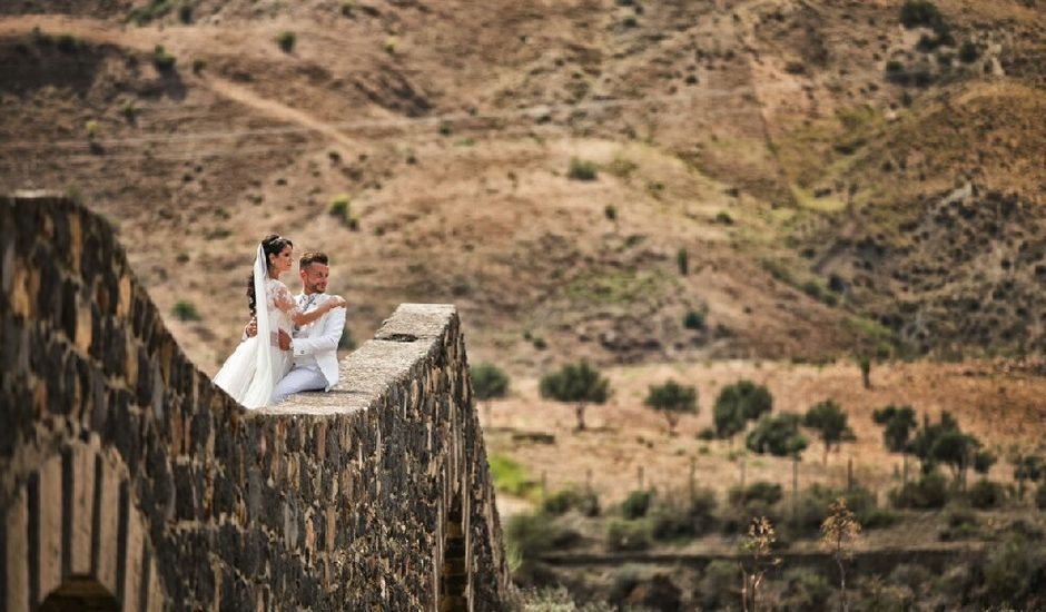 Il matrimonio di Marco  e Federica  a Trecastagni, Catania