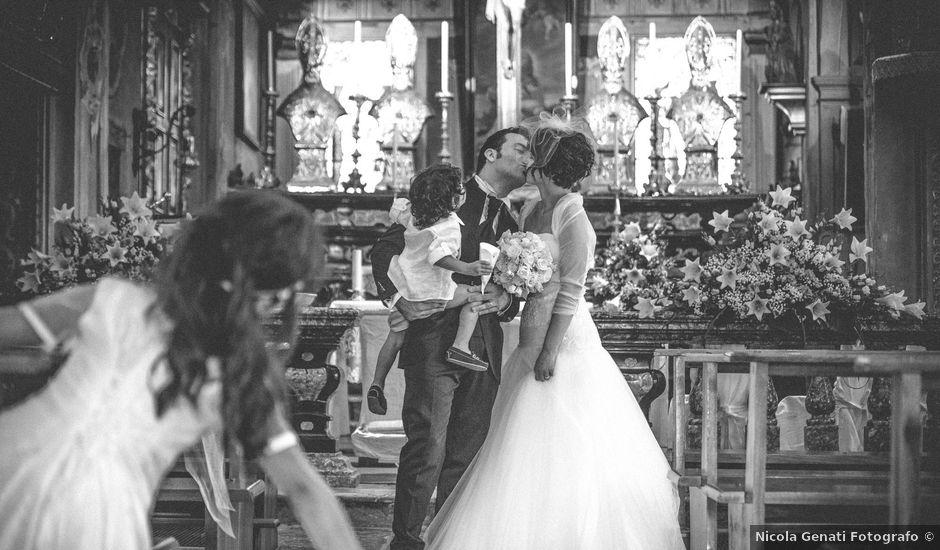Il matrimonio di Francesco e Roberta a Omegna, Verbania