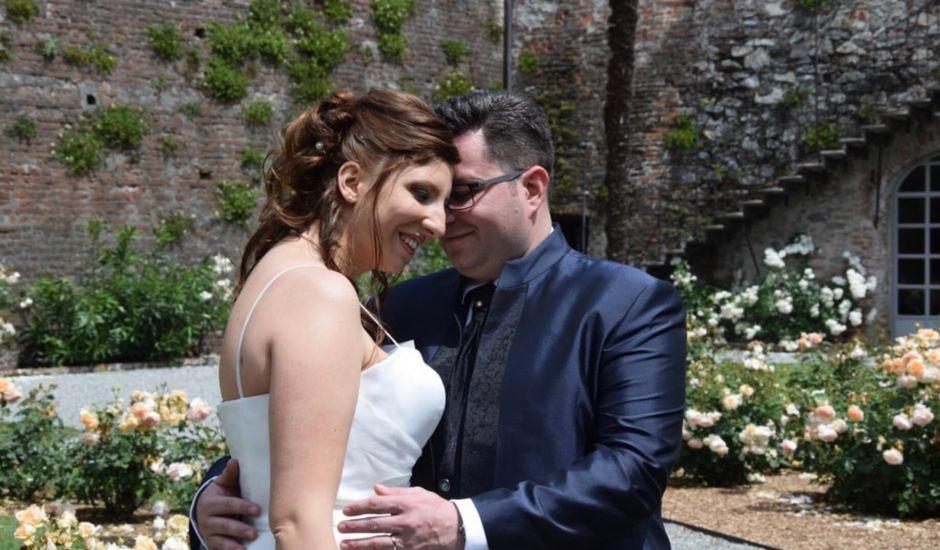 Il matrimonio di Sara e Luca a Roppolo, Biella