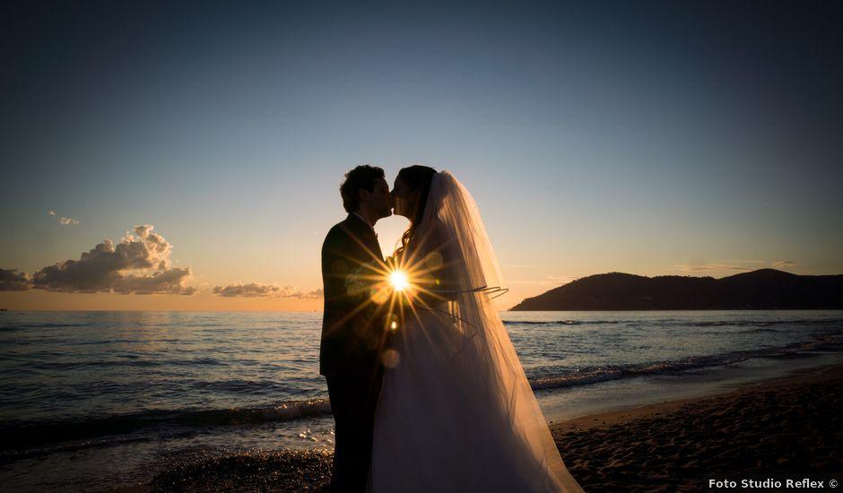 Il matrimonio di Nicola e Elisa a Sarzana, La Spezia