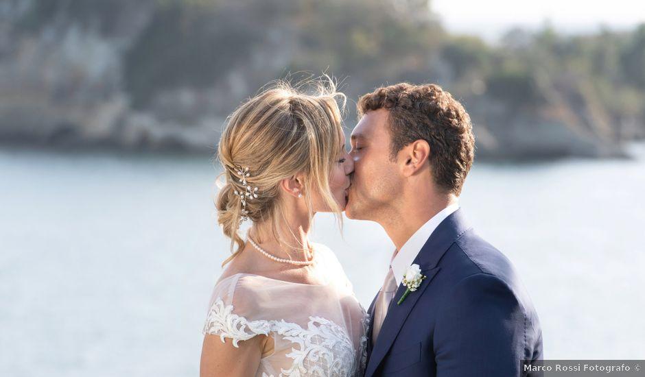 Il matrimonio di Tommaso e Claudia a Bacoli, Napoli