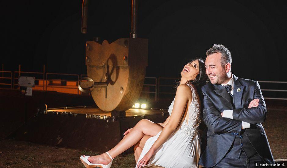 Il matrimonio di Gloria e Angelo a Palermo, Palermo