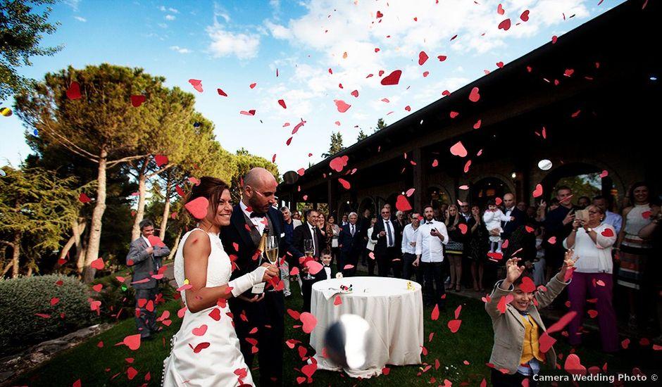 Il matrimonio di Andrea e Anais a Pesaro, Pesaro - Urbino