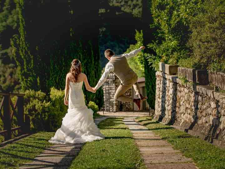 Le nozze di Michelle e Dean