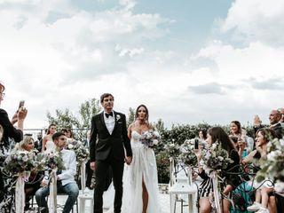 Le nozze di Carmen e Mario