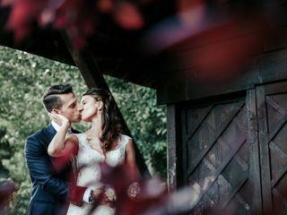 Le nozze di Grazia e Davide