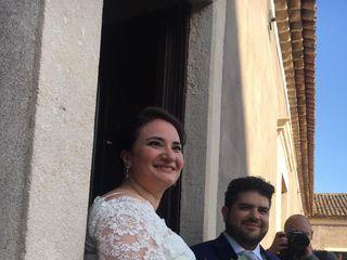 Le nozze di Cristina e Salvatore 1