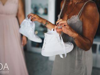 Le nozze di Stefania e Andrea 1