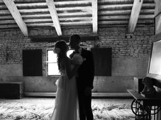 Le nozze di Erika e Simone
