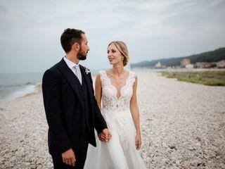 Le nozze di Vittoria e Filippo