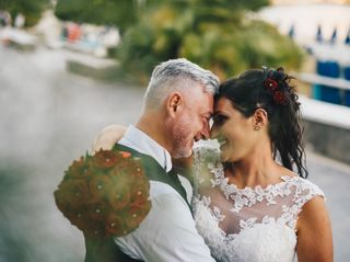 Le nozze di Ilaria e Gianmarco