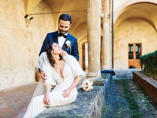 Le nozze di Rossella e Francesco 1