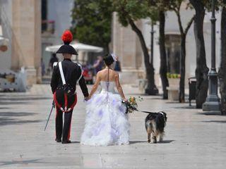 Le nozze di Grazia e Antonello