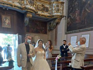 Le nozze di Lidia e Guido 1
