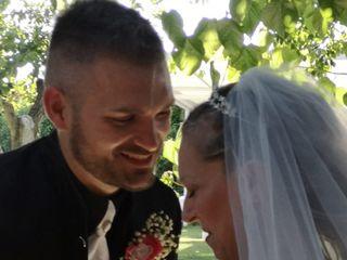 Le nozze di Sheila e Luca 1