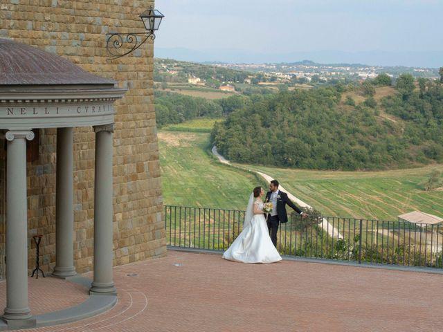 le nozze di Sabrina e Paolo