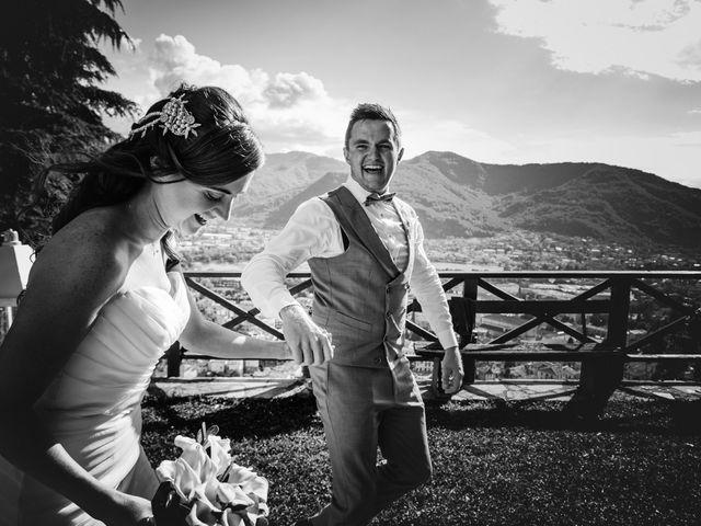 Il matrimonio di Dean e Michelle a Calolziocorte, Lecco 1