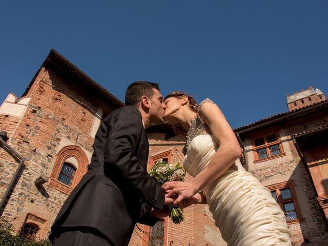 Le nozze di Svetlana e Paolo