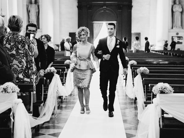 Il matrimonio di Davide e Grazia a Valeggio sul Mincio, Verona 14