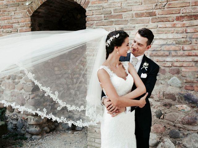 Il matrimonio di Davide e Grazia a Valeggio sul Mincio, Verona 18